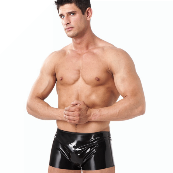 RIMBA Latex Herren Shorts
