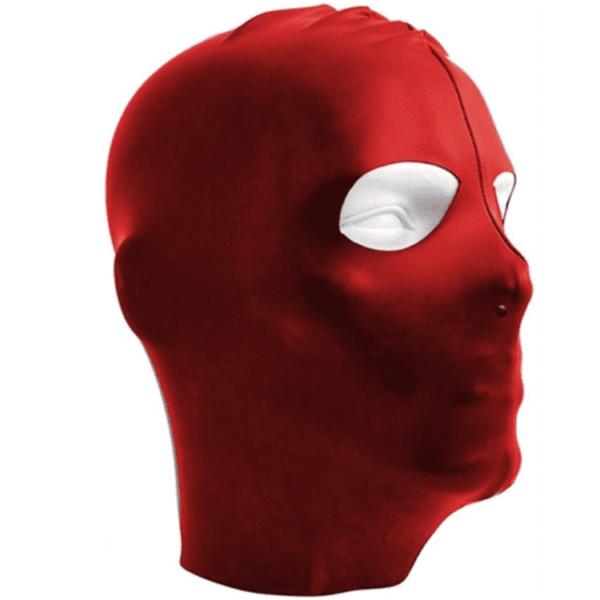 Mr. B Datex 2 Loch Maske rot