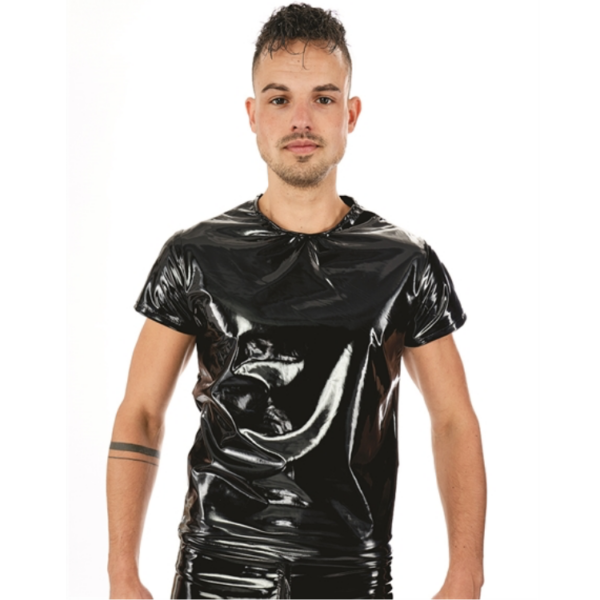 Mr. Riegillio PVC T-Shirt L