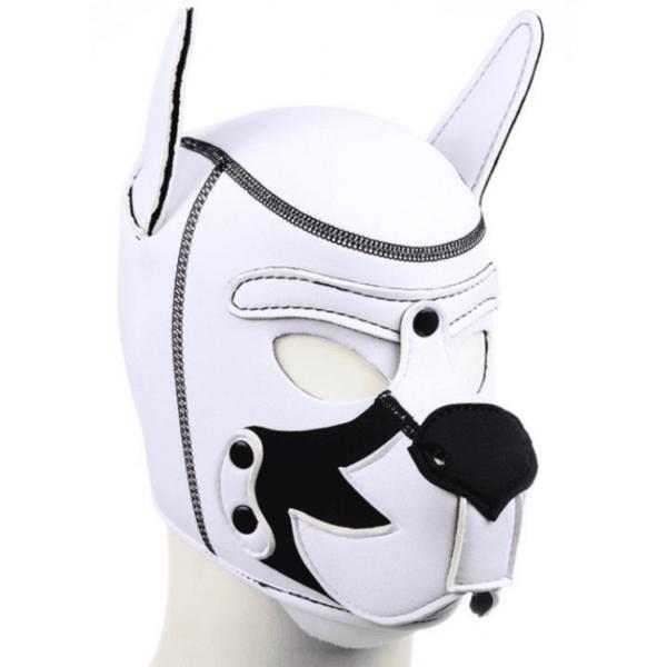 Puppy Mask white