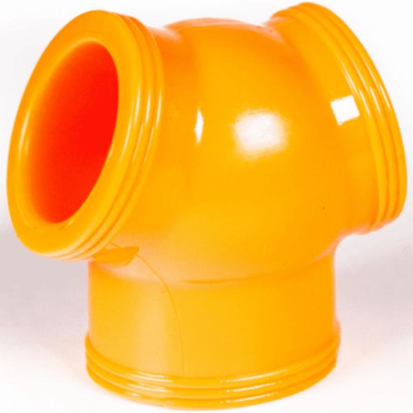 ZIZI Silikon Ballstretcher orange