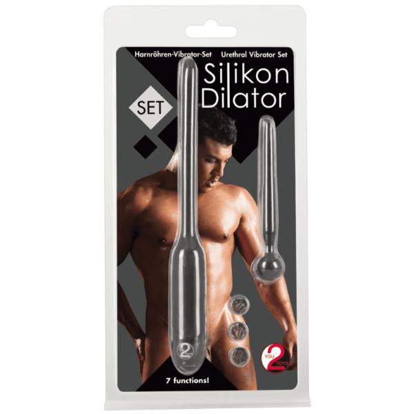 Silikon Dilator / Plug Set
