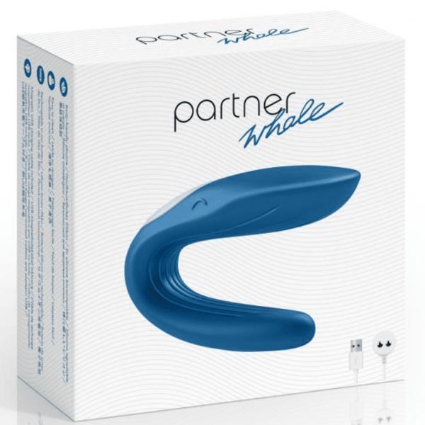 Satisfyer Partner Whale Paarvibrator